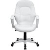<strong>Flash Furniture</strong> Mid-Back Executive Swivel Office Chair