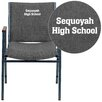 <strong>Hercules Series Personalized Heavy Duty Upholstered Stackable Chair...</strong> by Flash Furniture