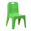 "<strong>11"" Plastic Classroom Stackable School Chair</strong> by Flash Furniture"