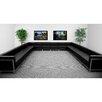 Flash Furniture Hercules Imagination Series U-Shape Sectional Configuration