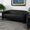 Flash Furniture Hercules Imperial Series Leather Sofa