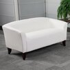 Flash Furniture Hercules Imperial Series Leather Love Seat