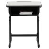 "<strong>31.5"" Student Desk</strong> by Flash Furniture"