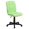 Flash Furniture Mid Back Quilted Task Chair