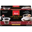 Melitta Vienna Hard Pod Coffee (Set of 12)