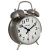 <strong>Twin Bell Alarm Clock</strong> by Westclox