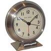 <strong>QA Alarm Clock Metal Case</strong> by Westclox