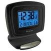 Westclox Atomic LCD Alarm Clock