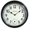 "<strong>12"" Dial Wall Clock</strong> by Westclox"
