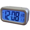 Westclox LCD Backlight Alarm Clock