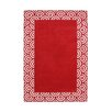Alliyah Rugs Red Rug