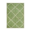 Alliyah Rugs Forest Green Area Rug
