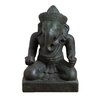 Phillips Collection Seated Ganesh Statue