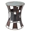 Phillips Collection Oil Drum Stool