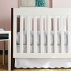 Oliver B Baby Cindy Scallop 2 Piece Crib Bedding Set