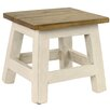 <strong>Antique Revival</strong> Rustic Valley Baby Stool