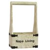 <strong>Napa Living 2 Bottle Wine Holder</strong> by Antique Revival