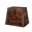 Antique Revival Vintage Chinese Book Trunk