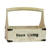 Antique Revival Napa Living Wooden Tool Box