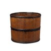 Antique Revival Vintage Round Tofu Bucket