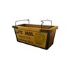 Antique Revival Wooden Banana Bucket