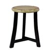 Round Top Three Legged Stool