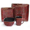 <strong>American Atelier</strong> Mojave 16 Piece Dinnerware Set