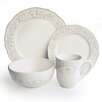 American Atelier Marseille Earthenware 16 Piece Dinnerware Set