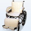 <strong>NYOrtho</strong> Sheepskin Wheelchair Covers in Cream