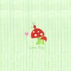 <strong>The Little Acorn</strong> Alphabet Adventure Love Bug Mushroom Canvas Art
