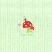 <strong>Alphabet Adventure Love Bug Mushroom Canvas Art</strong> by The Little Acorn