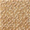 Marazzi Crystal Stone Glass  Mosaic in Honey