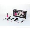 <strong>Braun Hairstyling Set</strong> by Theo klein