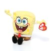 Nickelodeon SpongeBob SquarePants Beanie Babies Best Day Ever