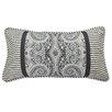 Waverly Paisley Pizzazz Oblong Decorative Pillow