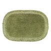 Sherry Kline Crossweave Fringed Bath Rug