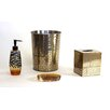 Sherry Kline Safari 4 Piece Bathroom Accessory Set