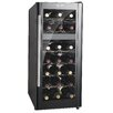 Sunpentown 21 Bottle Dual Zone Thermoelectric Wine Refrigerator