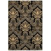 Rizzy Home Chateau Black Rug