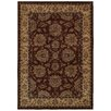 Rizzy Home Bellevue Brown Geometric Rug