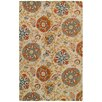 Rizzy Home Camden Beige / Gray Area Rug