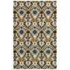 <strong>Camden Ivory/Blue Rug</strong> by Rizzy Home