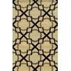 <strong>Rizzy Home</strong> Volare Beige/Black Rug