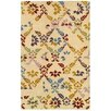 Rizzy Home Highland Beige Floral Area Rug