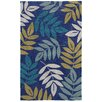 Rizzy Home Pacific Blue Area Rug
