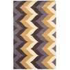 Rizzy Home Pacific Brown/Gold Area Rug