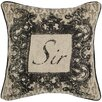 Rizzy Home Decorative Pillow with Button Closure