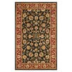 <strong>Rizzy Home</strong> Volare Black/Rust Rug