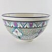 "Le Souk Ceramique Malika 12"" Salad Bowl"