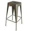 Moe's Home Collection Brooklyn Bar Stool (Set of 2)